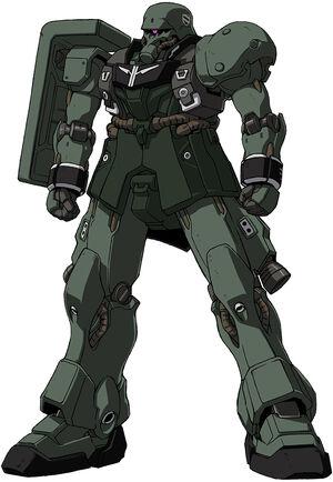 AMS-129 Geara Zulu OVA