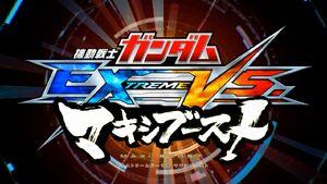 Exvs maxi boost logo