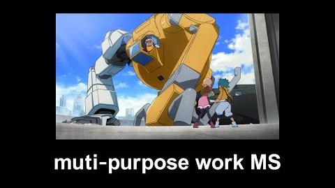 MSAG43 muti-purpose work MS (from Mobile Suit Gundam AGE)
