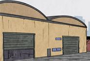 Kat's Lab Exterior