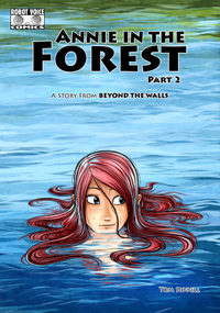 Annie In The Forest Part 1 Cover
