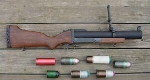 M79 GL 40mm
