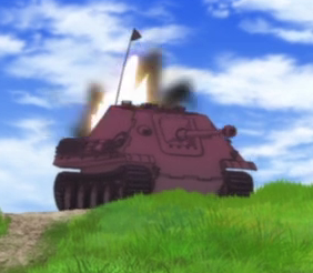 Jagdpanther UAS (Training)