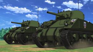 M4's attack