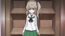 Alice Ooarai Uniform