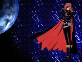 Space pirate captain harlock 6-2-