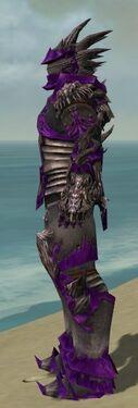 Warrior Primeval Armor M dyed side alternate