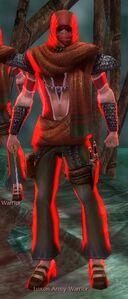 Luxon Army Warrior