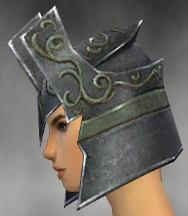 File:Warrior Elite Gladiator Armor F gray head side.jpg