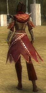 Margrid Armor Starter Back