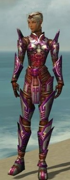 Warrior Asuran Armor F nohelmet
