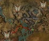 Robah Hardback Map