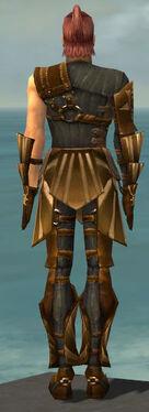 Ranger Sunspear Armor M gray back