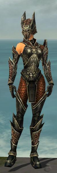 Warrior Kurzick armor | GuildWars Wikia | FANDOM powered ...