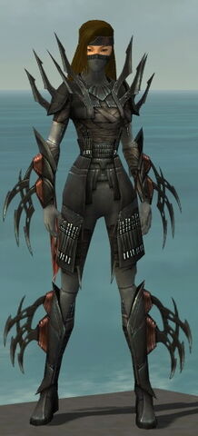 File:Assassin Ancient Armor F gray front.jpg