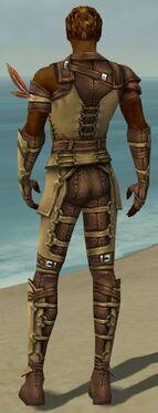 Ranger Ascalon Armor M dyed back
