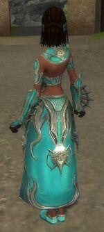 Melonni Armor Primeval Back