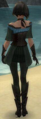 Gwen Armor Starter Back