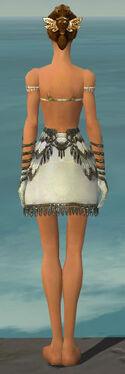Paragon Sunspear Armor F gray arms legs back