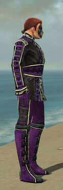 Mesmer Canthan Armor M dyed side