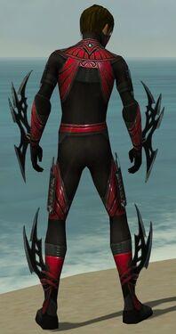 Assassin Vabbian Armor M dyed back