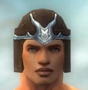 File:Warrior Gladiator Armor M gray head front.jpg