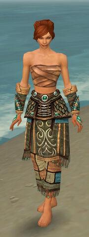 File:Monk Elite Luxon Armor F gray arms legs front.jpg
