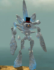 Snowman Form effect