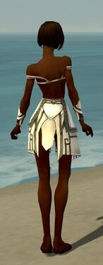 Paragon Asuran Armor F gray arms legs back