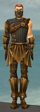 Ranger Sunspear Armor M gray front