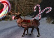 Reindeer Form effect 3