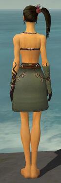 Ritualist Shing Jea Armor F gray arms legs back