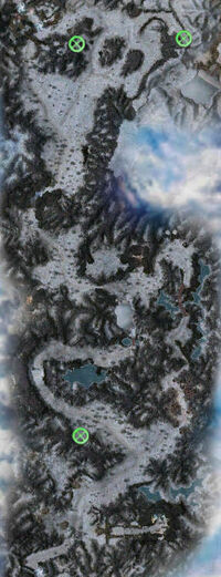 Lornar's Pass Tree bosses