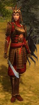 Guardsman Keiko