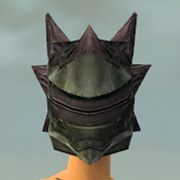 File:Warrior Primeval Armor F gray head front.jpg
