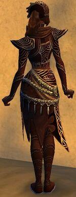 Xandra Armor Brotherhood Back