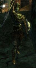 Ancient Cavalier