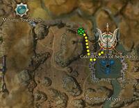 Riktund the Vicious map