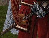 Silver Dragon Cane