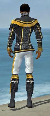 Elementalist Luxon Armor M dyed back