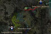 Chkkr Brightclaw map location