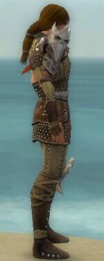 Ranger Studded Leather Armor M gray side