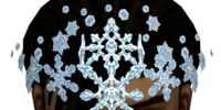 Snow Crystal Crest