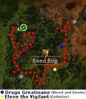 Reed Bog - Vanquished