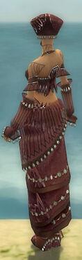 Ritualist Vabbian Armor F dyed back