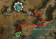 Tain the Corrupter Map