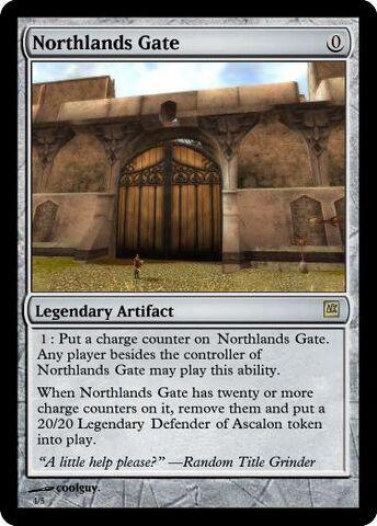 File:Northlands Gate MTG card.jpg