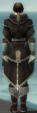 Elementalist Ancient Armor M gray back