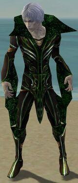 Necromancer Vabbian Armor M dyed front
