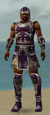 Warrior Istani Armor M dyed front